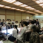 伊勢型紙 文化講演会